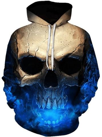 Hooded Sweatshirt Streetwear